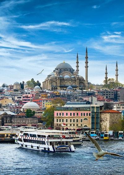 Excursión Crucero Turquía