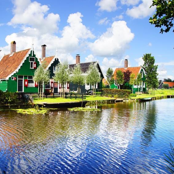 Amsterdam (desde Rotterdam)