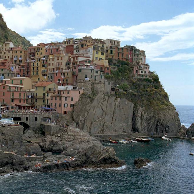Cinque Terre - desde La Spezia (PRIVADO)