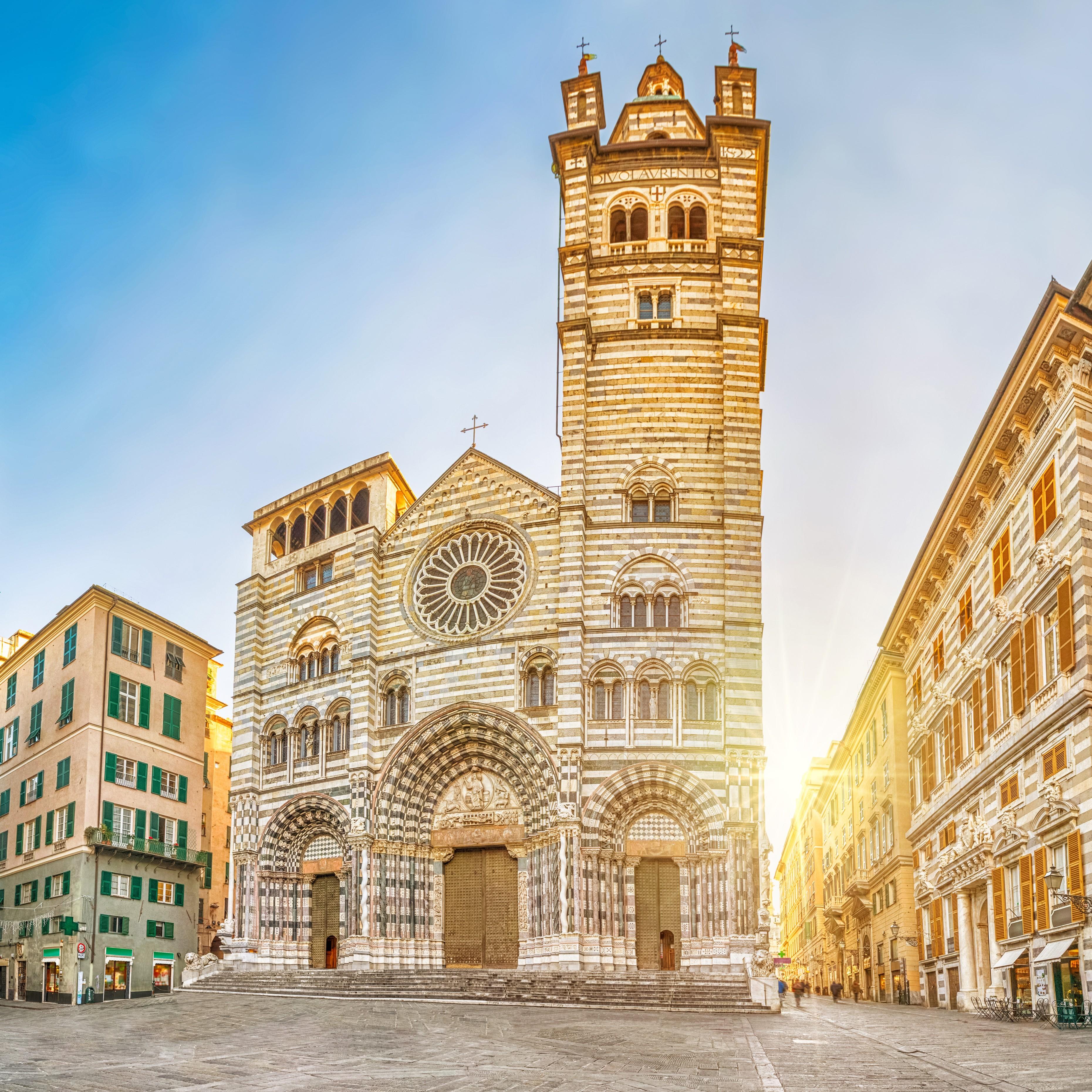 Génova (desde Savona)