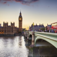 Londres (desde Harwich)