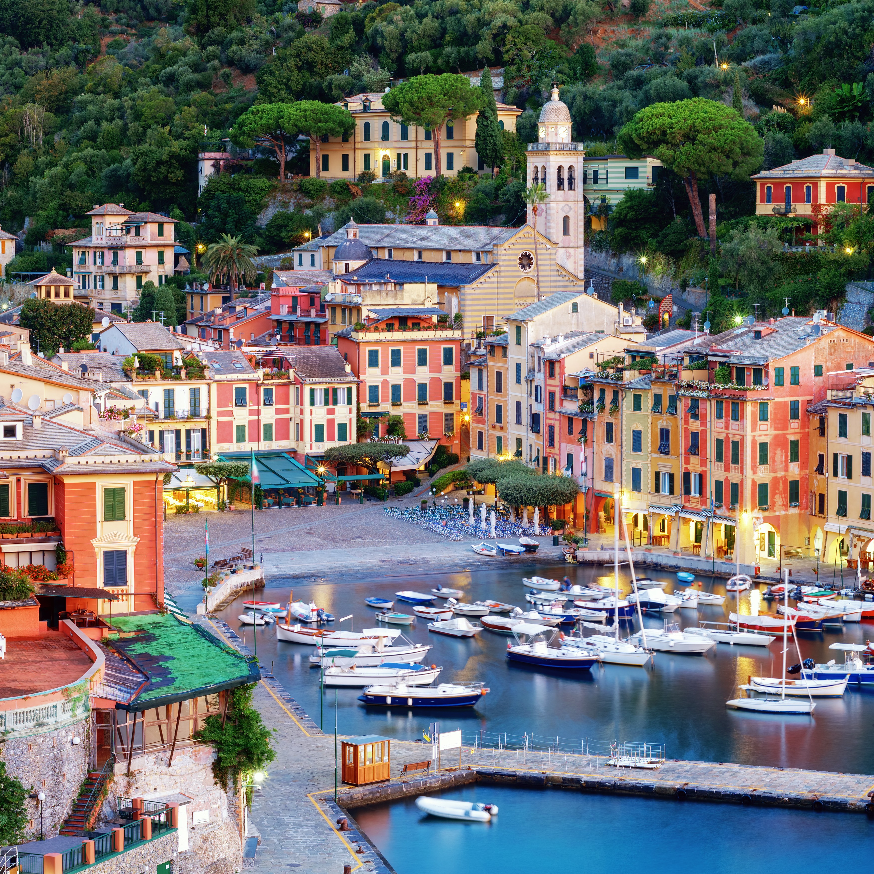 Portofino y Santa Margherita Ligure