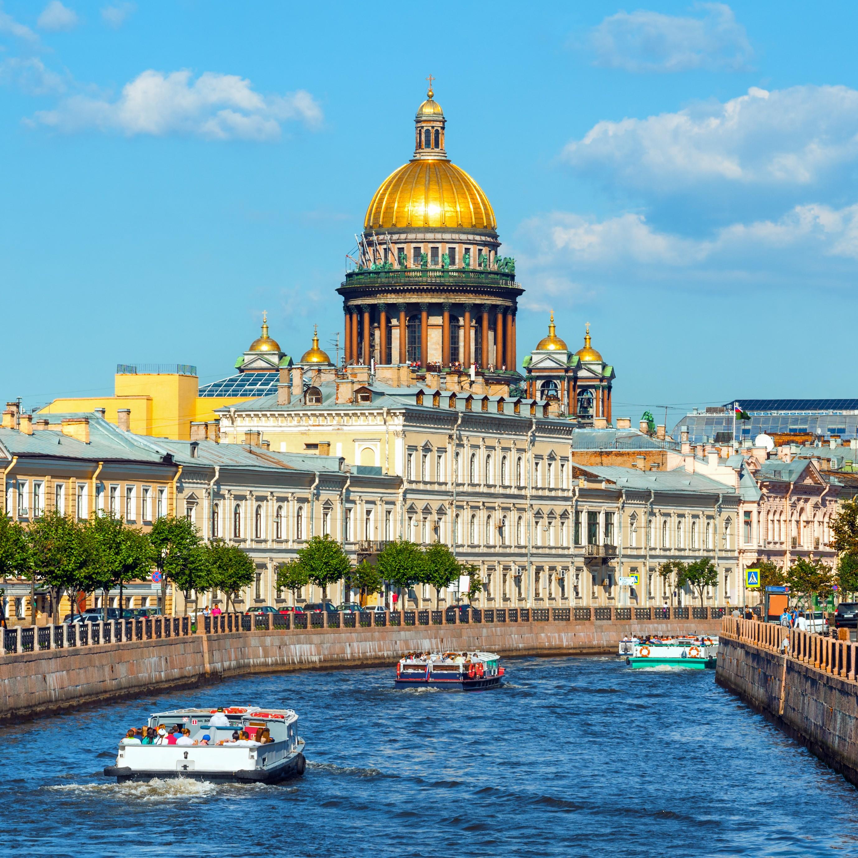 San Petersburgo, 2 días + Excur Nocturna