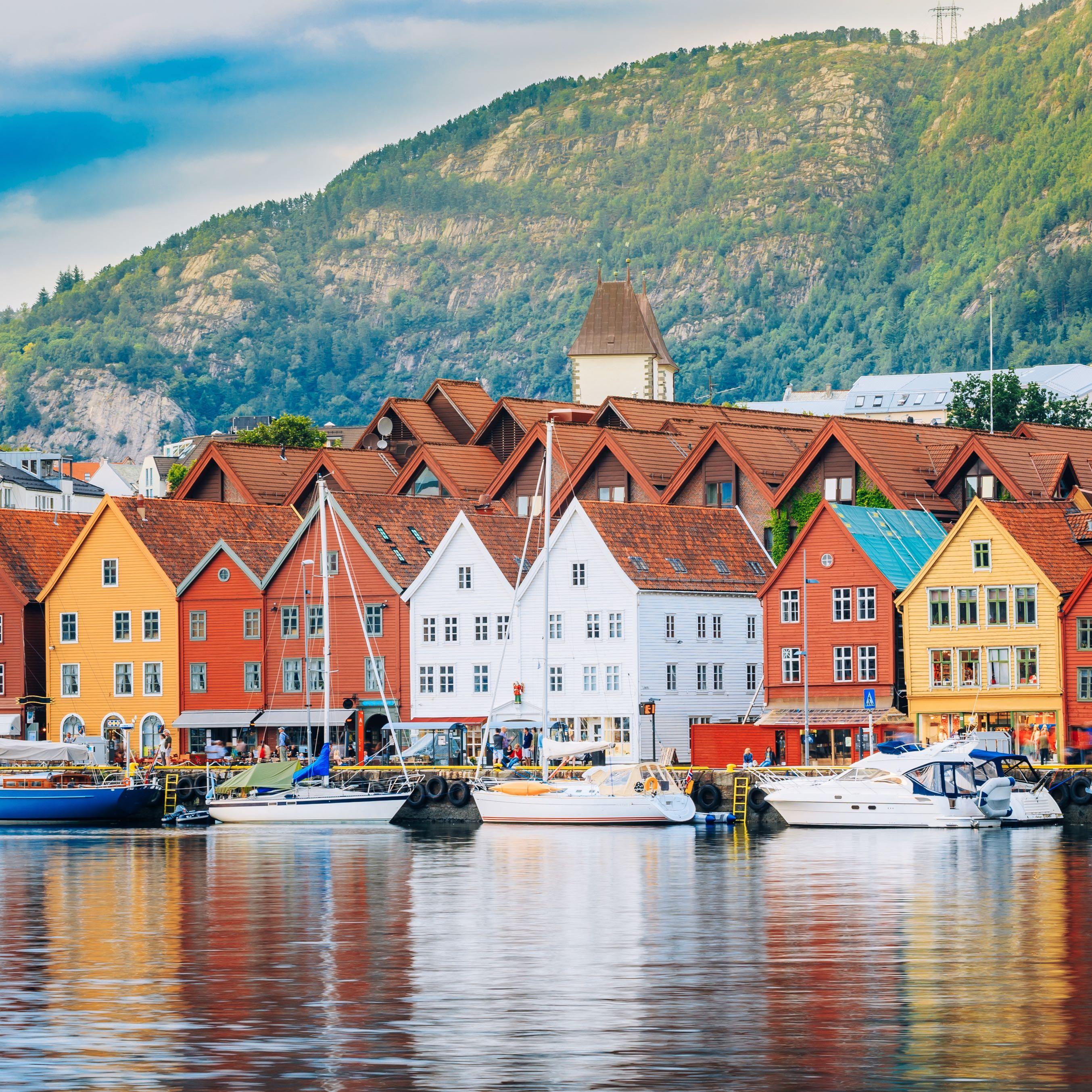 Bergen: Crucero a Mostraumen