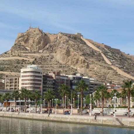 Alicante y visita al pueblo Guadalest (PRIVADO)