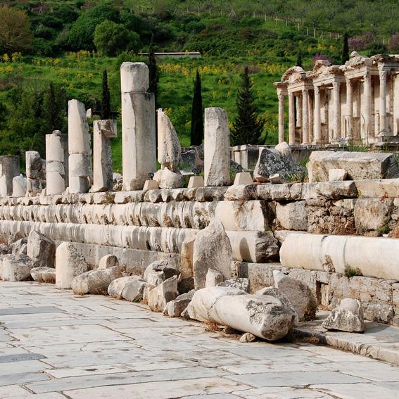 Éfeso (desde Esmirna)