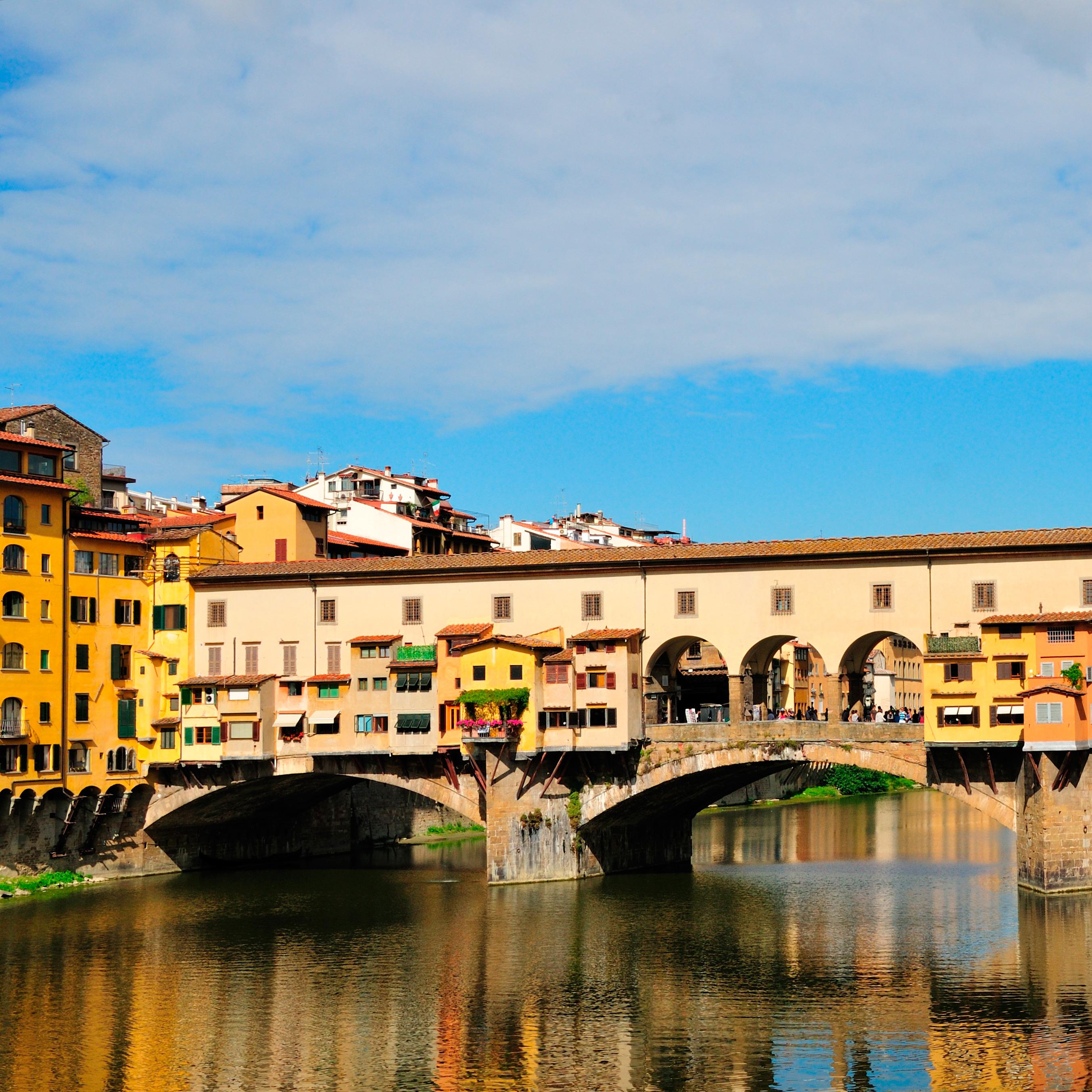 Florencia - Pisa (Livorno)