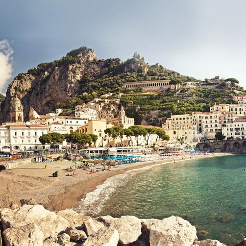 Isla de Capri, desde Nápoles (PRIVADO)