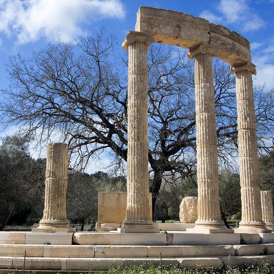 Olimpia (desde Katakolón)