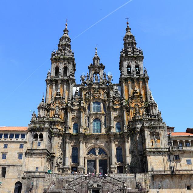 Santiago de Compostela (desde A Coruña)