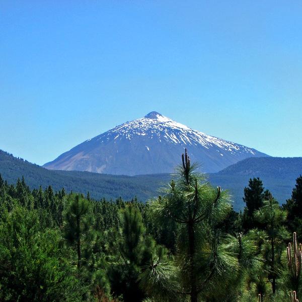 Tenerife, Parque Nacional del Teide