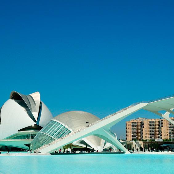 Valencia cultural y Oceanográfico