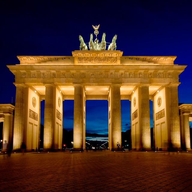 Berlín (desde Warnemunde)