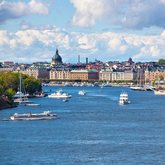 Estocolmo (desde Nynäshamn)