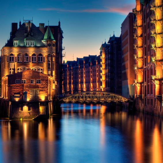 Hamburgo (desde Wismar)