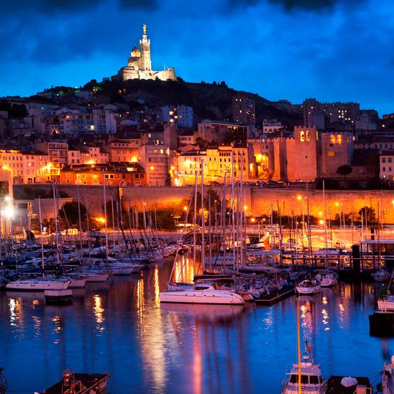 Marsella (desde Toulon)