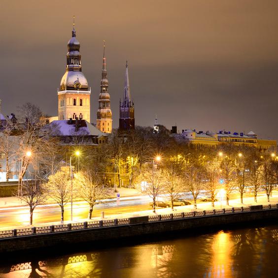 Excursiones para cruceros en Letonia