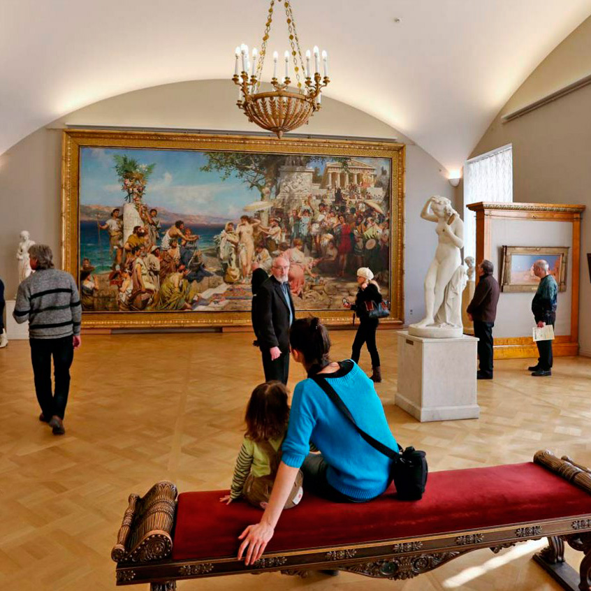 San Petersburgo, Tour 2 días: Especial Hermitage