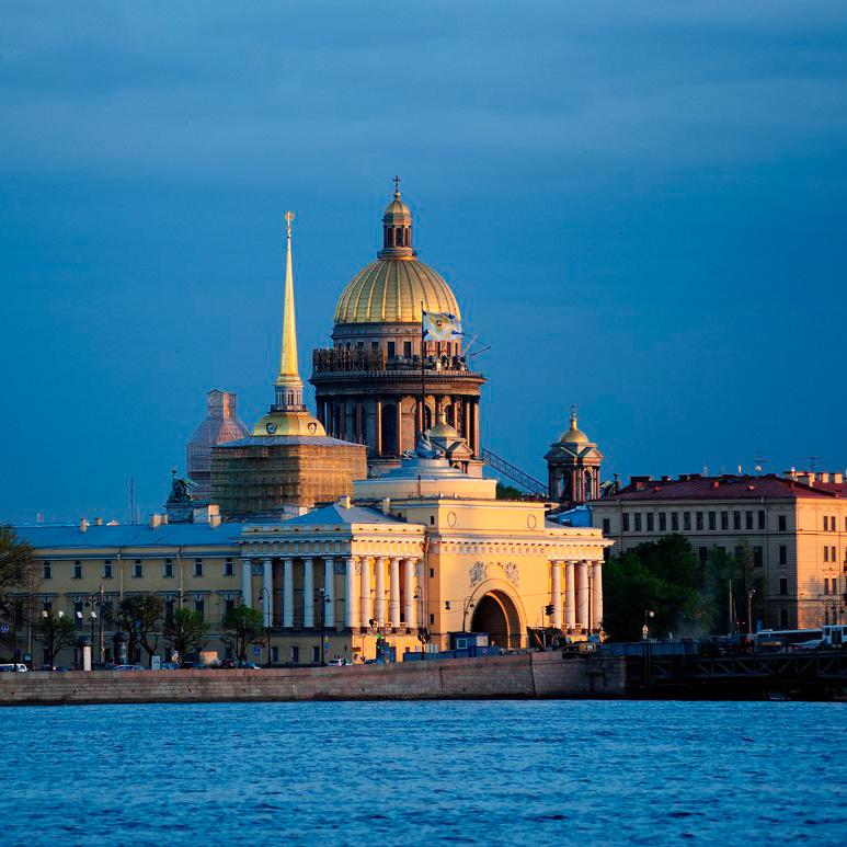 San Petersburgo, 2 días BASIC + NOCHE FOLCLÓRICA