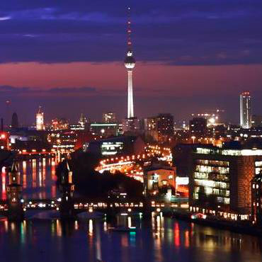 Berlín (desde Rostock)