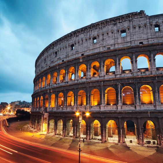Roma y Coliseo Romano (PRIVADO)