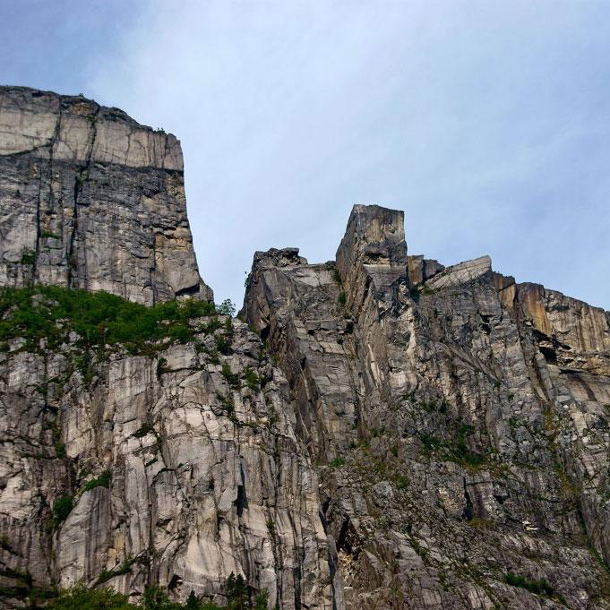 Stavanger: Crucero Lysefjord y panorámica El Púlpito