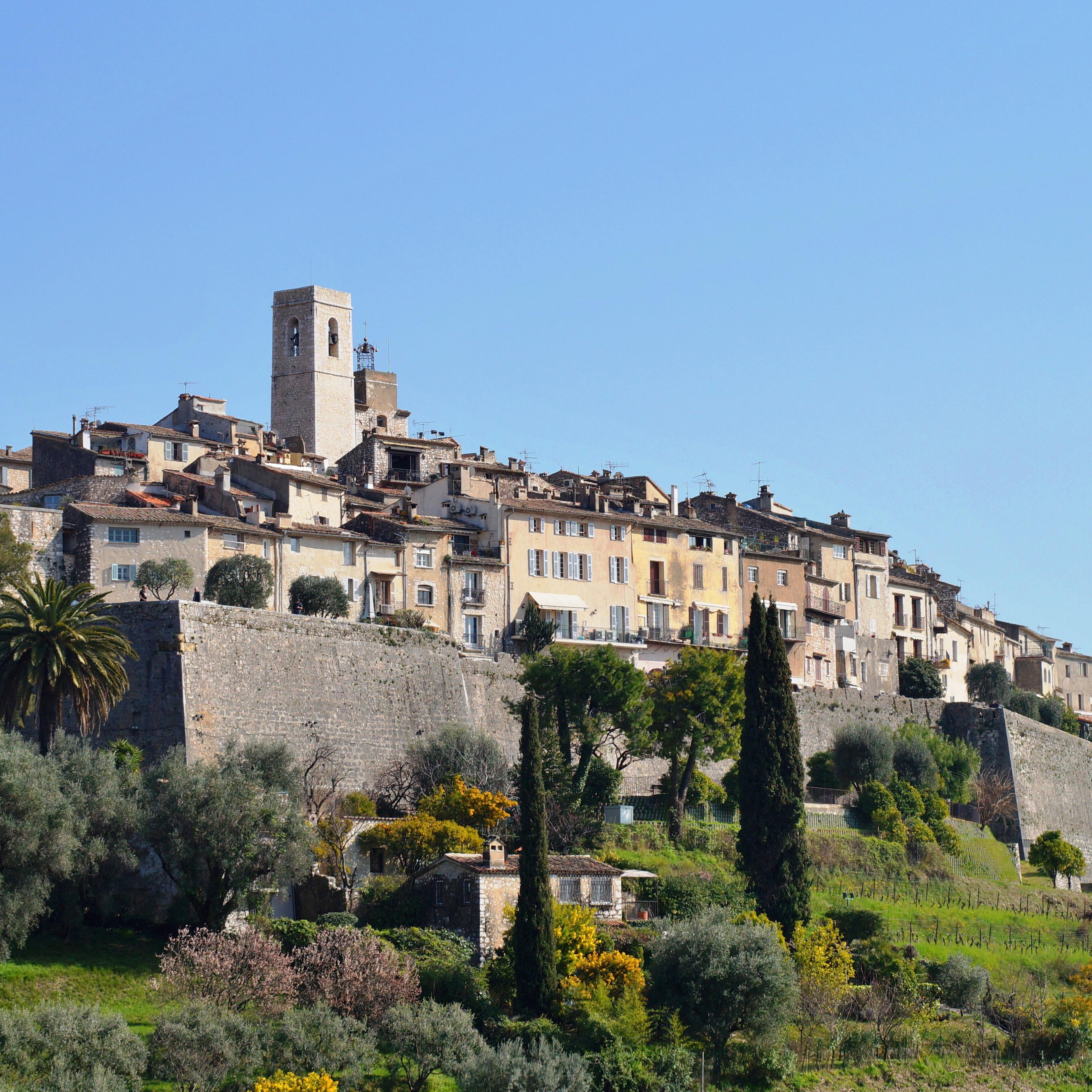 Niza - St. Paul de Vence (desde Cannes)