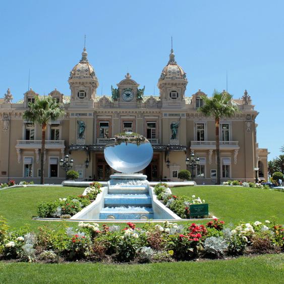 Mónaco - Montecarlo (desde Cannes)