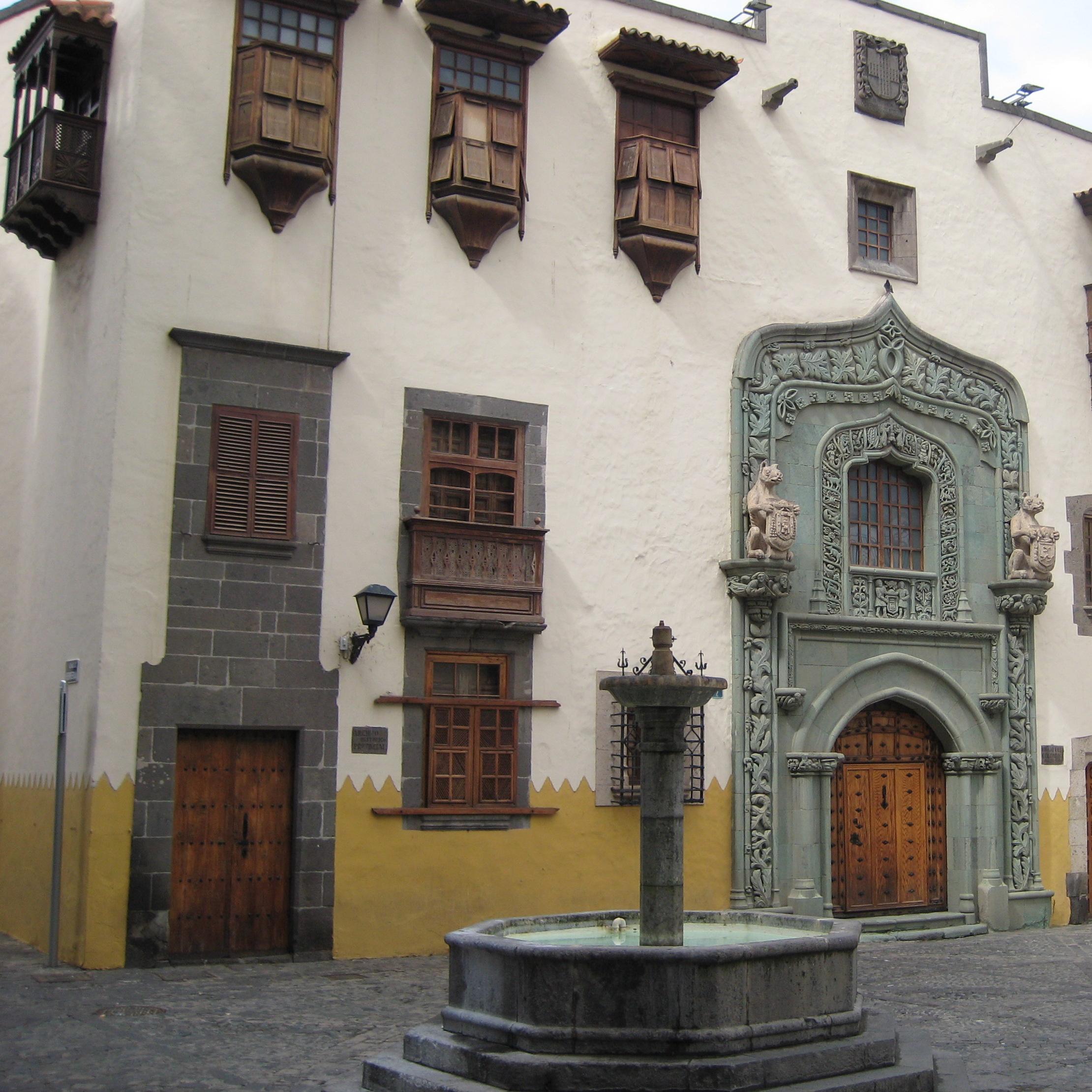 Gran Canaria, Pequeño Continente