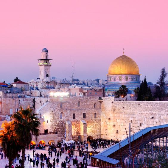Jerusalén y Belén (desde Haifa)