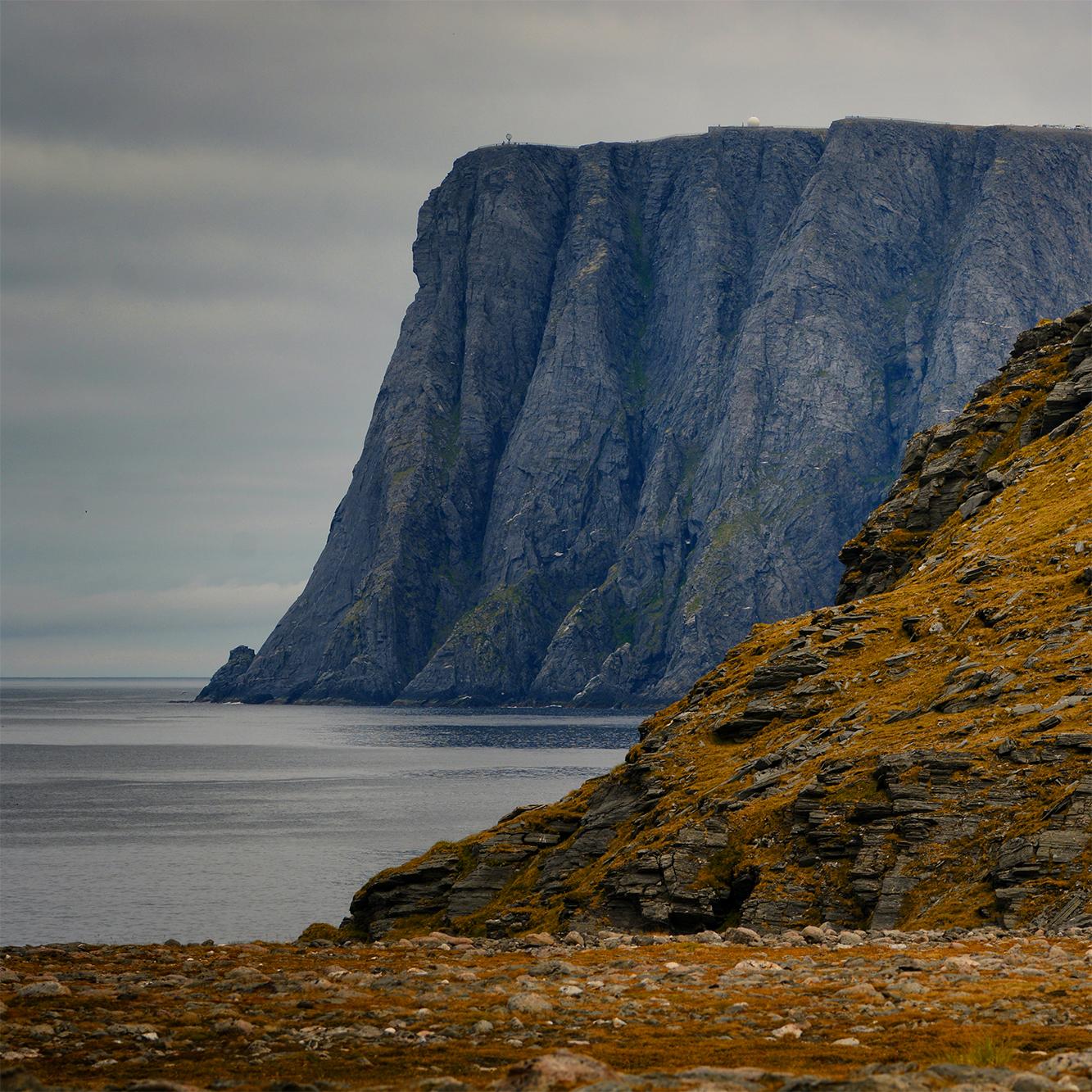 Cabo Norte desde Honningsvag