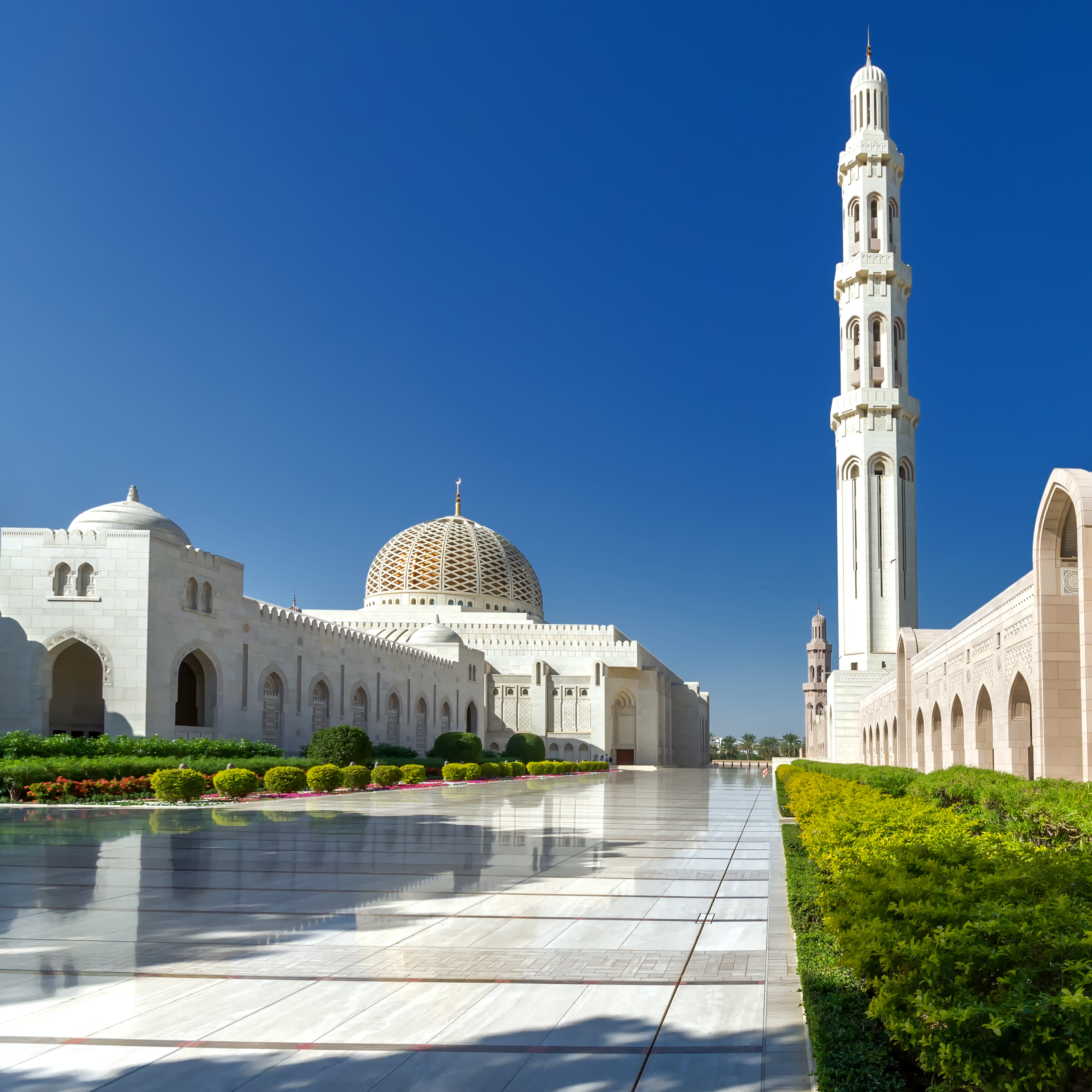 Excursiones para cruceros en Omán
