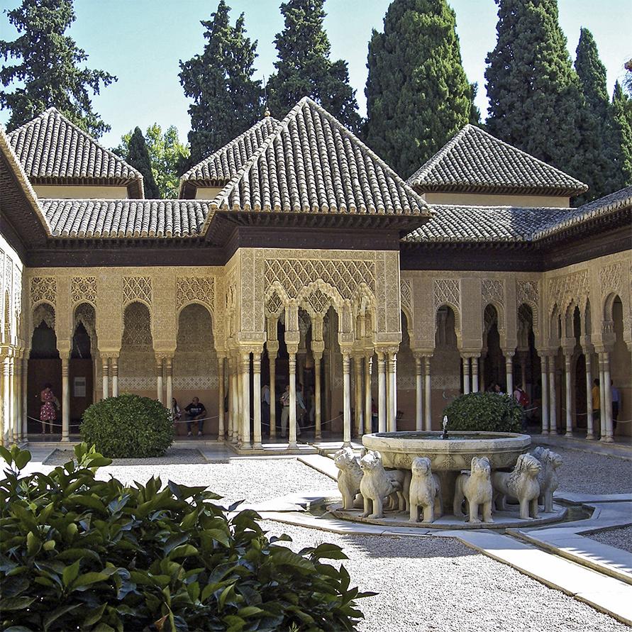 Málaga, Alhambra y Granada