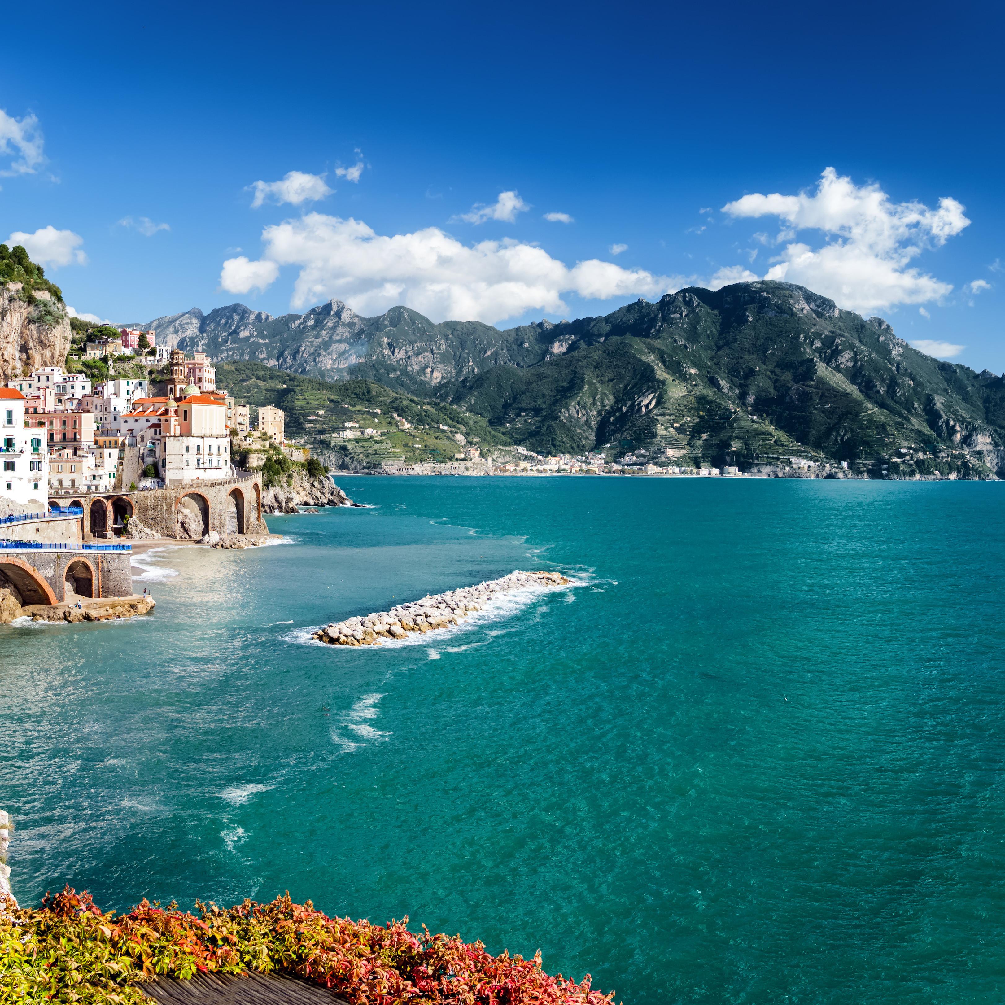 Salerno: Amalfi, Positano y Ravelo (PRIVADO)