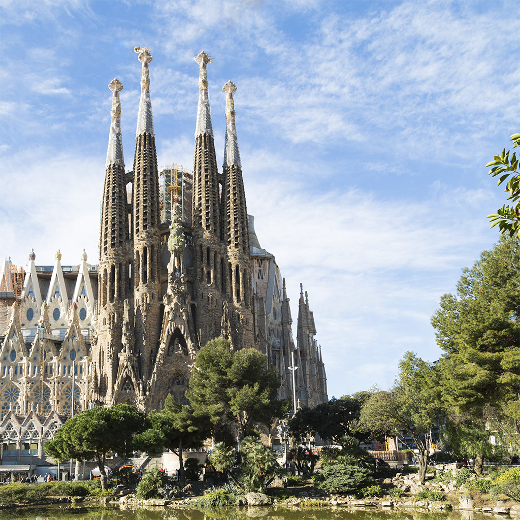 Barcelona: Walking Tour (PRIVADO)