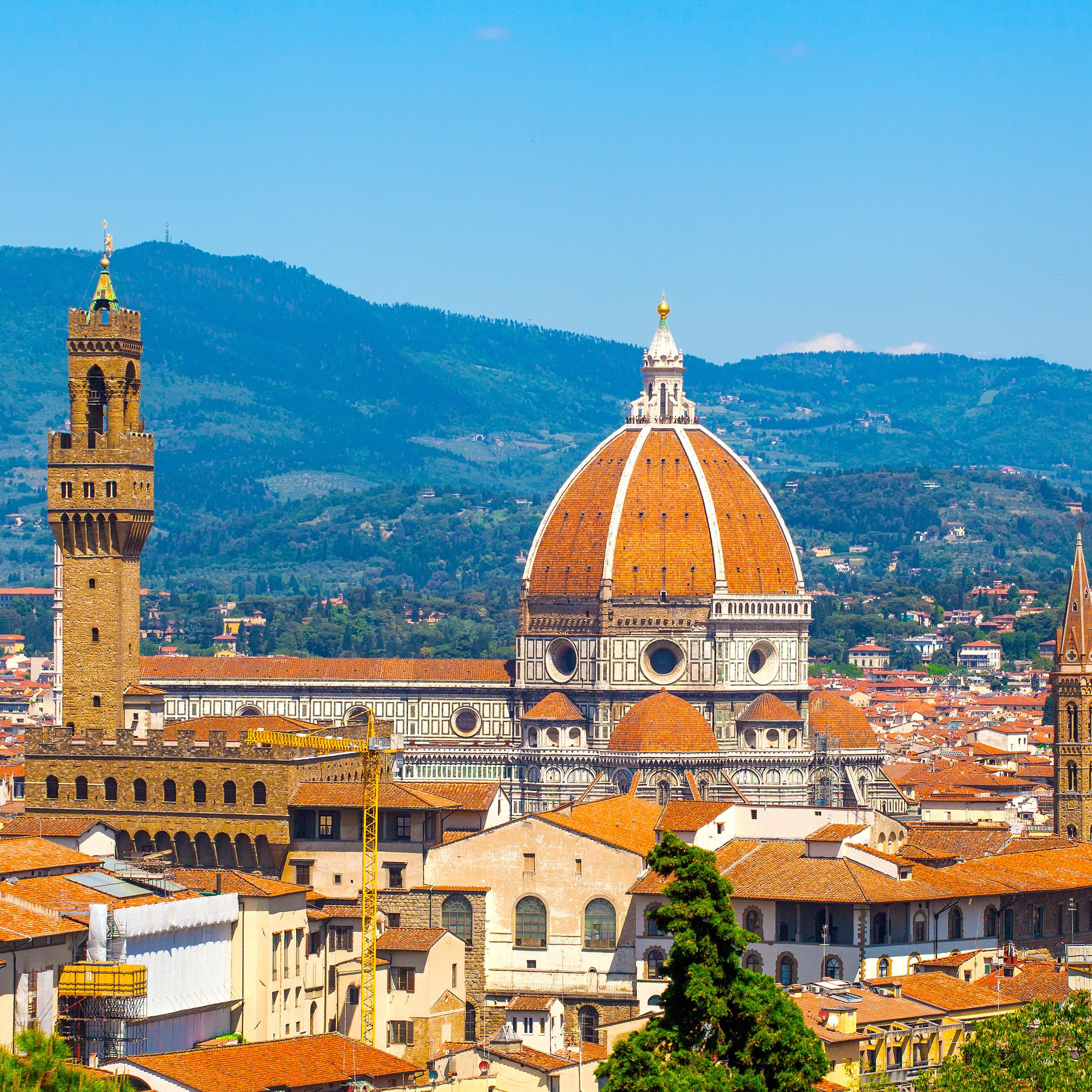 Florencia + Galería de la  Academia (PRIVADO)