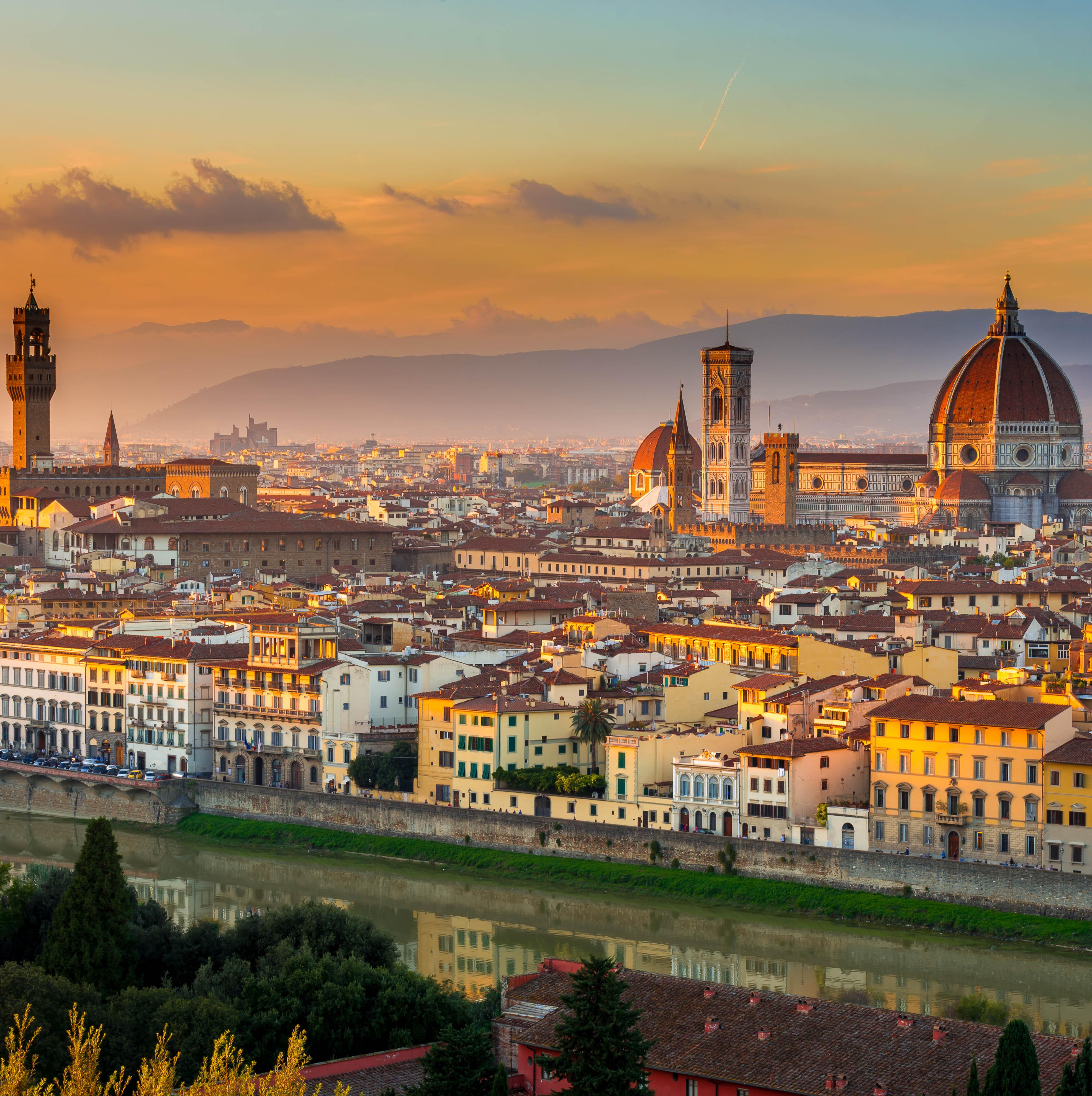 Florencia (desde Livorno)