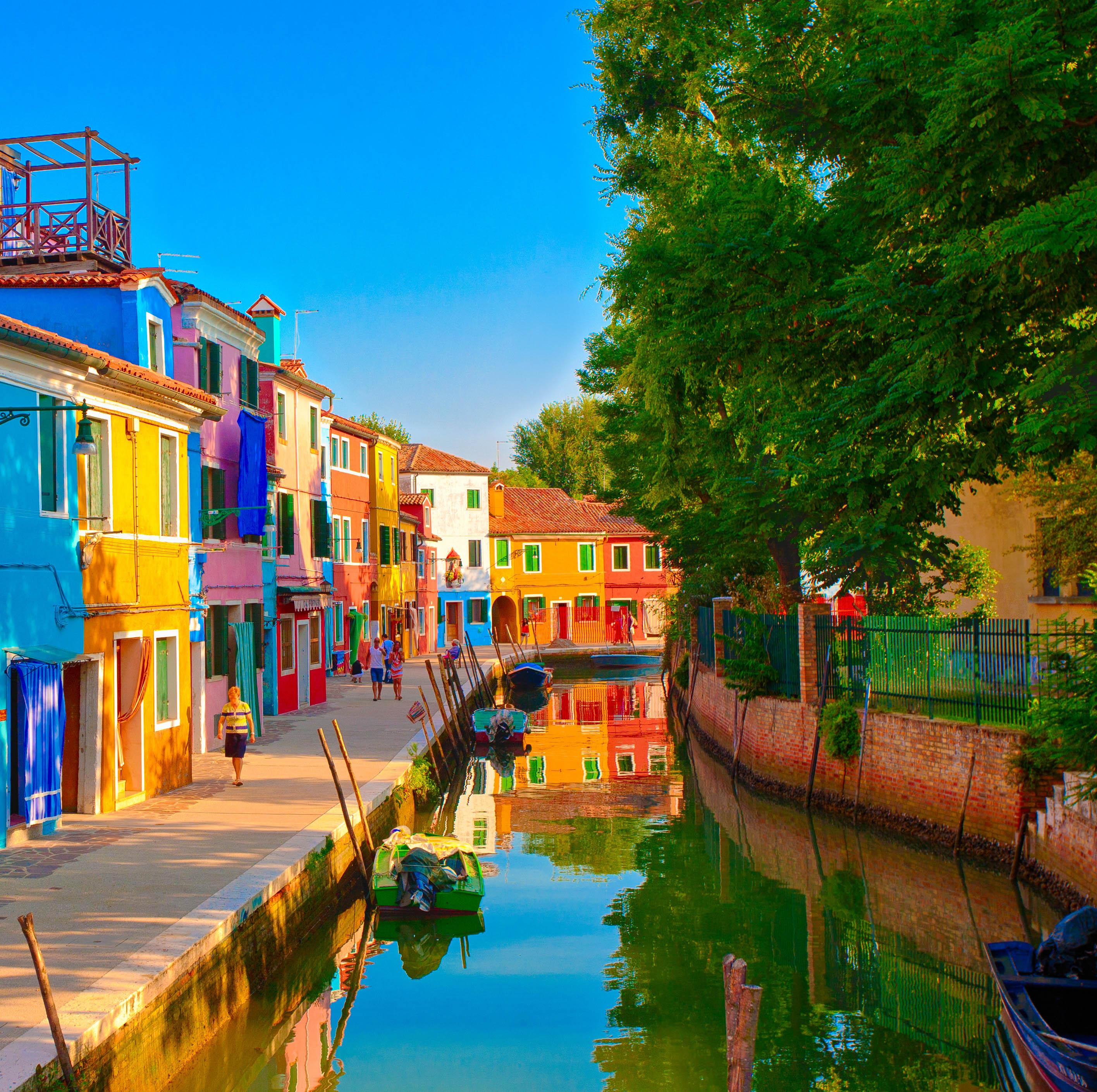 Venecia: Murano, Burano y Torcello (PRIVADO)