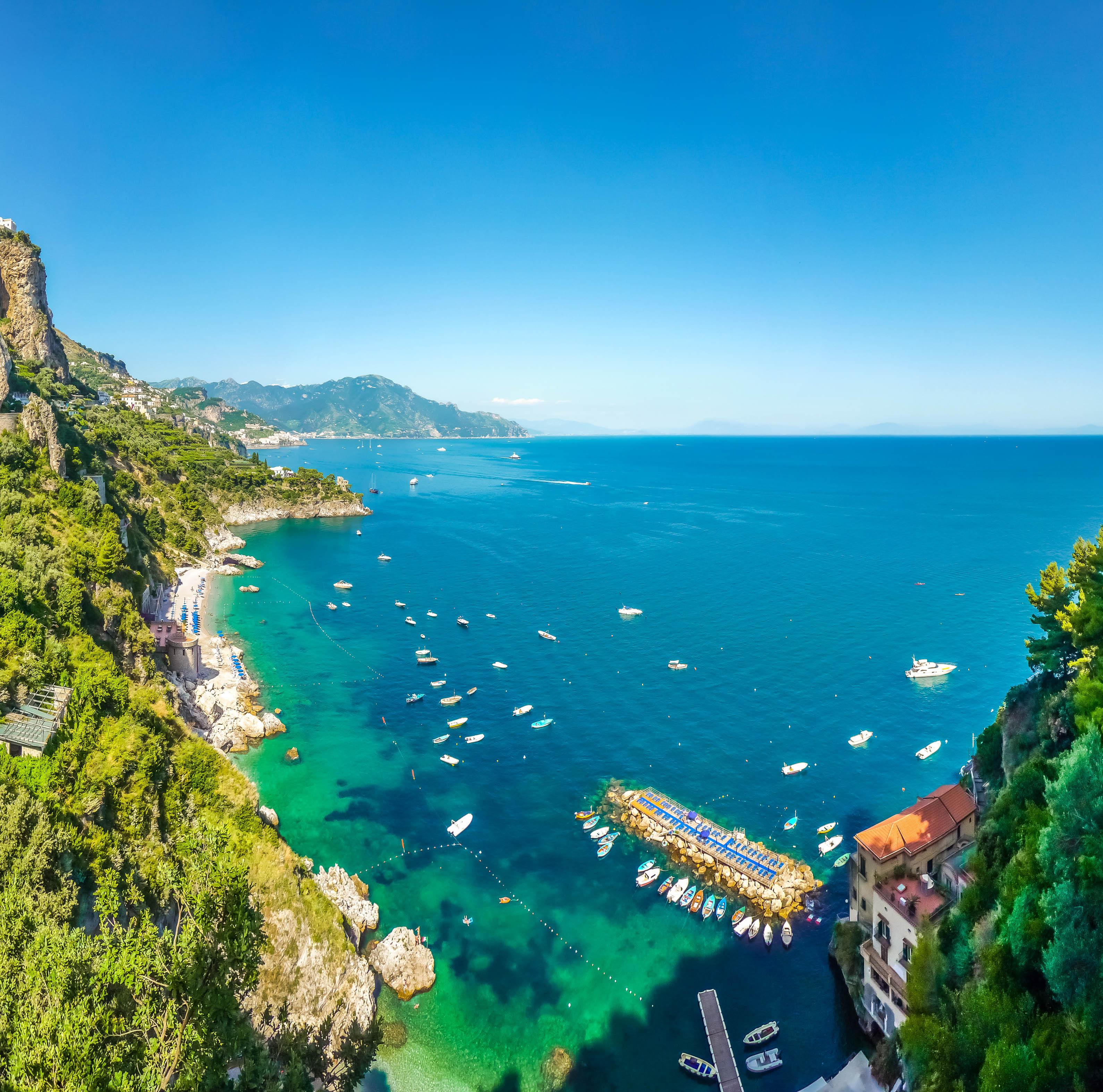Sorrento, Positano y Amalfi (PRIVADO)