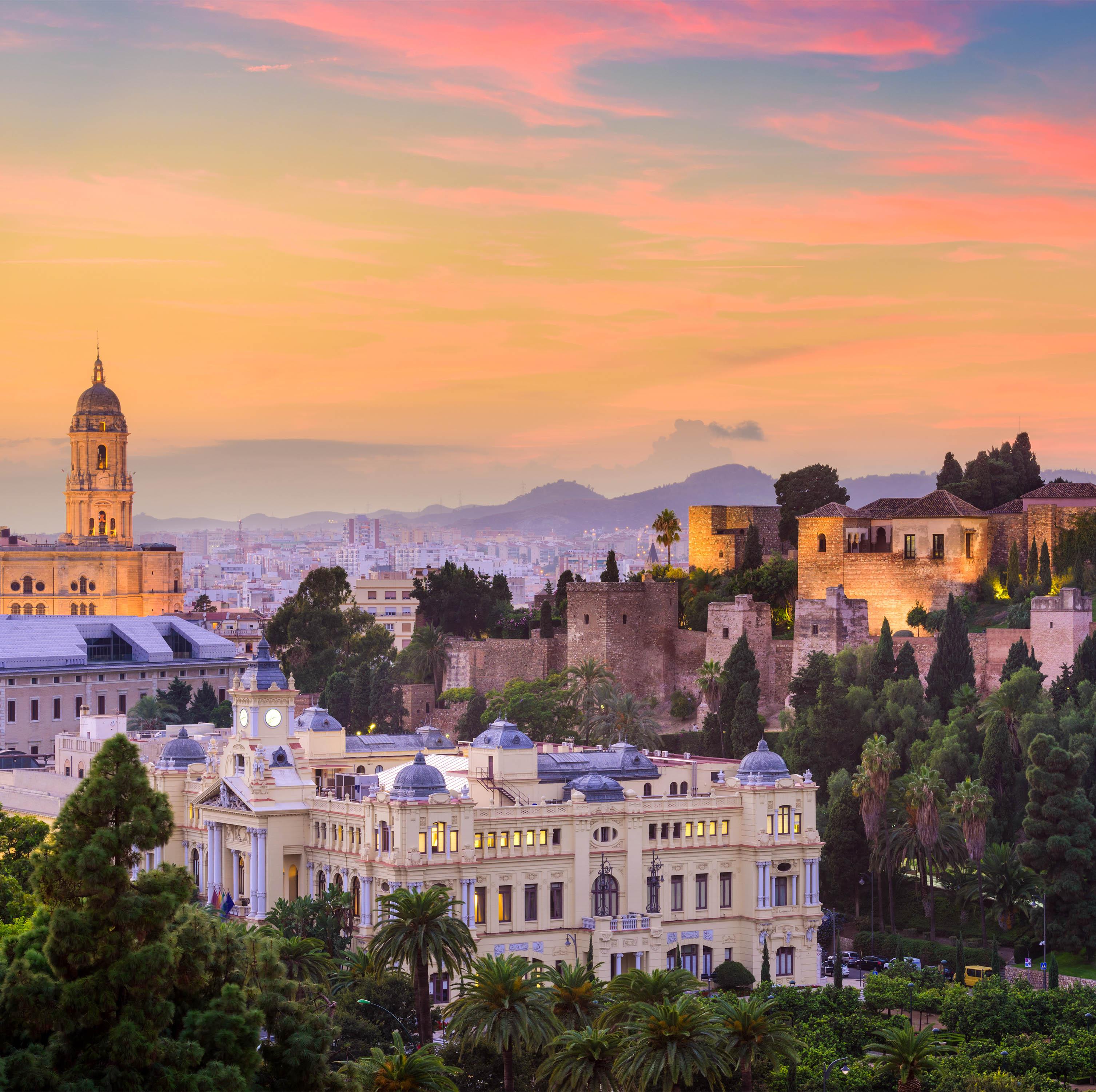 Málaga, Walking Tour (PRIVADO)