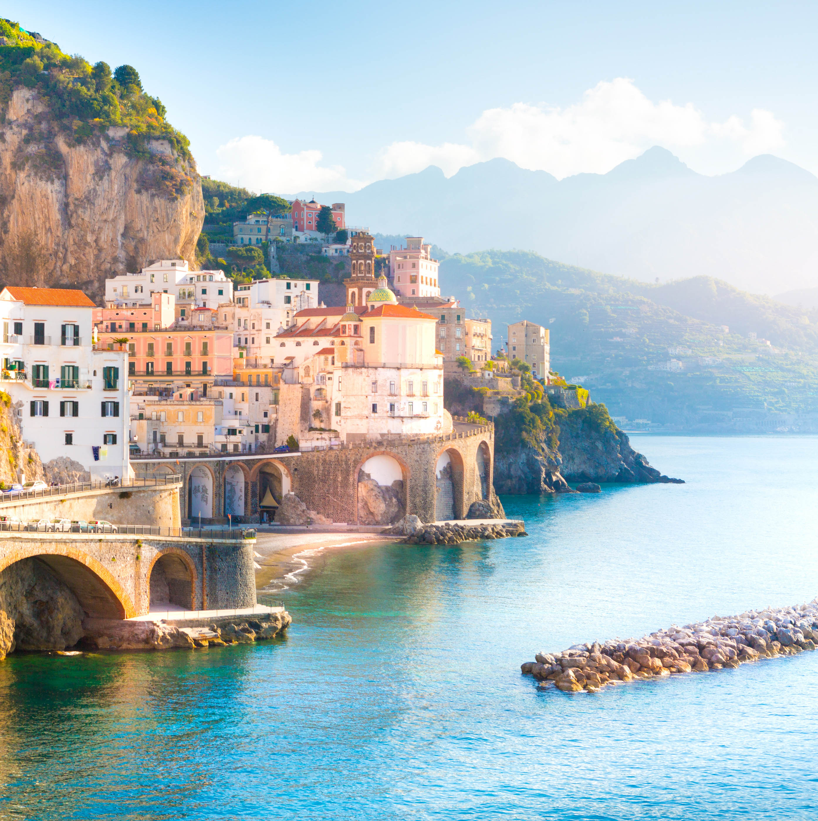 Pompeya y Positano + Amalfi (PRIVADO)