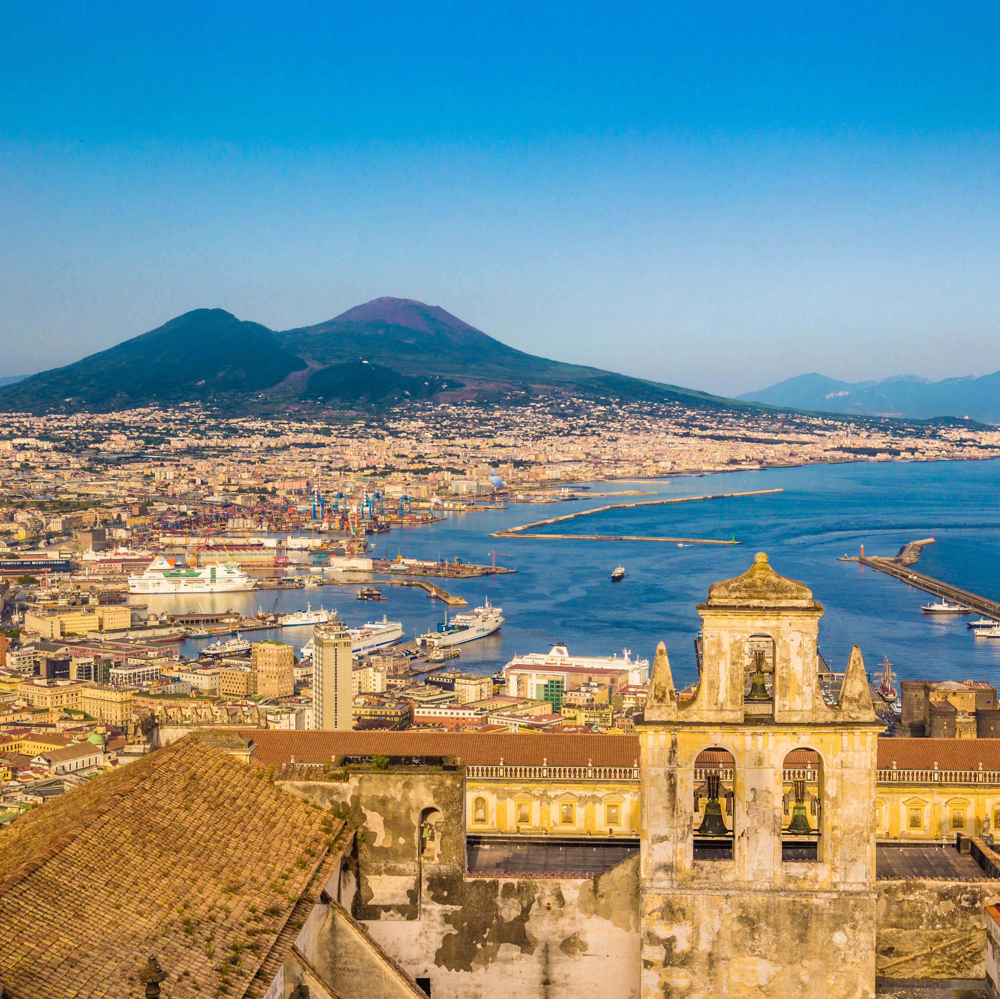 Walking tour por Nápoles (PRIVADO)