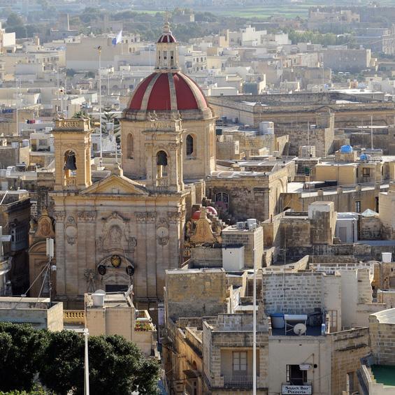 Malta, La Valetta y Medina
