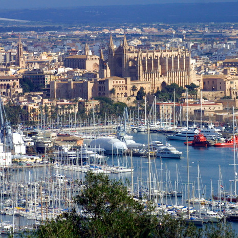 Palma Mallorca City Tour
