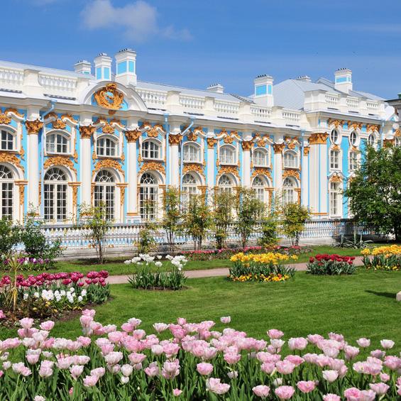 San Petersburgo (2 día)