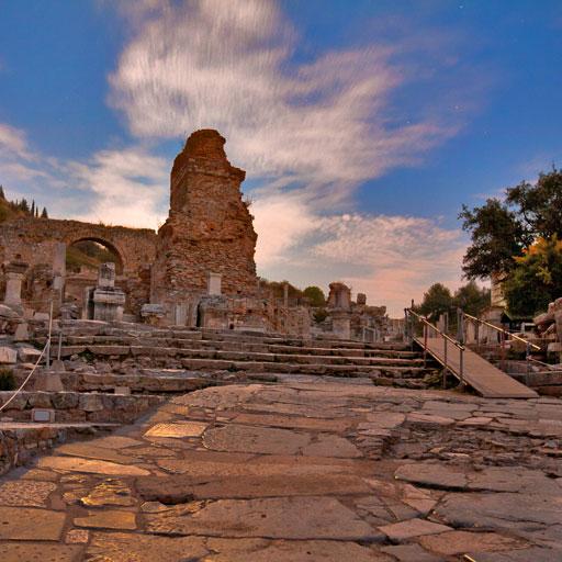 Éfeso (Desde Kusadasi)