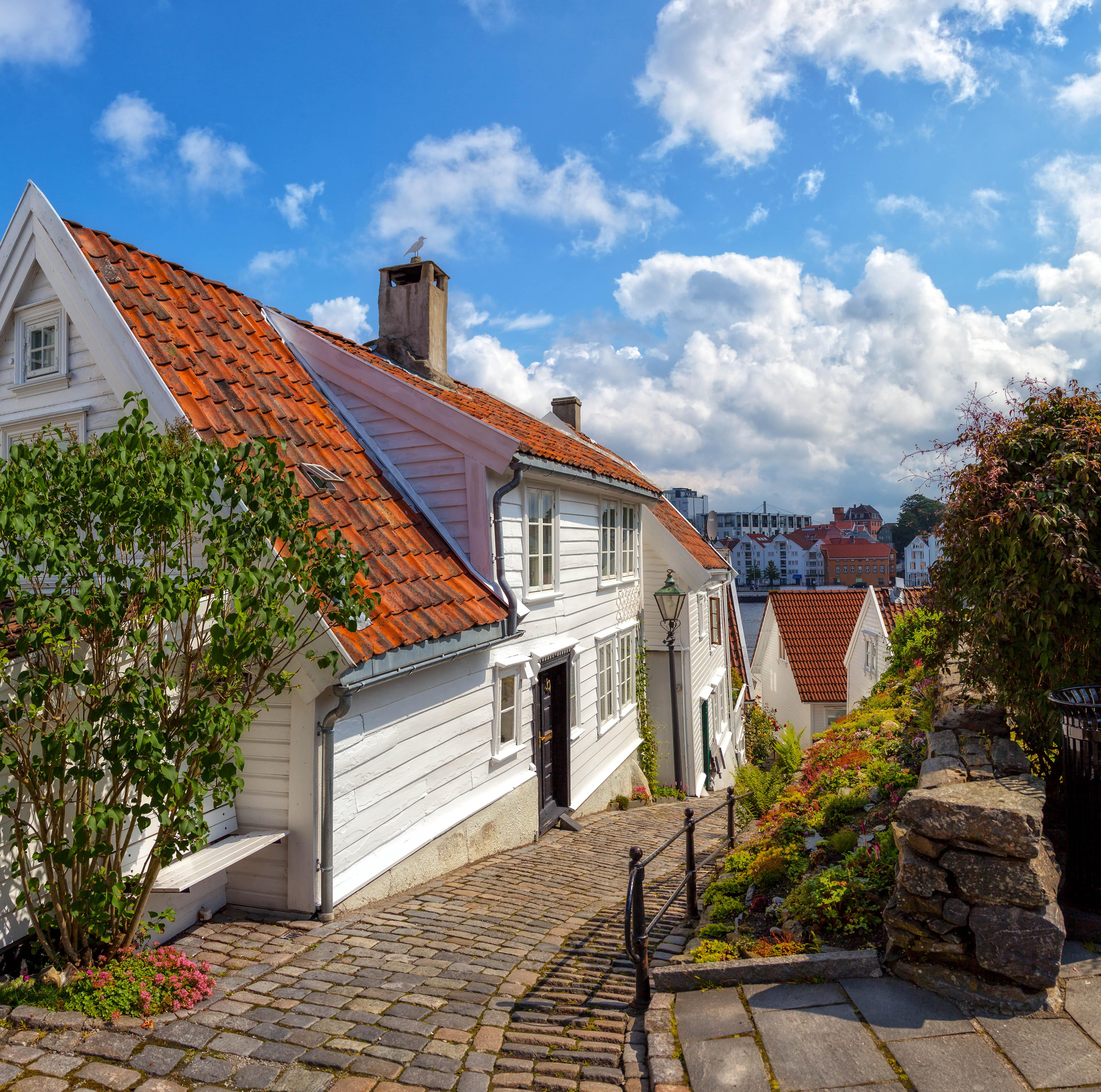 Stavanger: Walking Tour + Museo del Petróleo (PRIVADO)