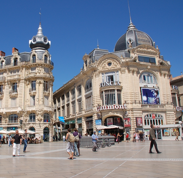 Montpellier (desde Sète)